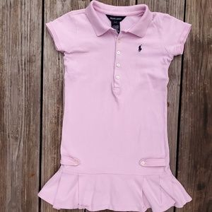 Ralph Lauren Polo Girl Dress